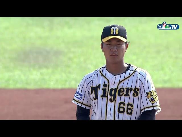 11/30 精華:中職聯隊 VS 日職白隊(8:2)