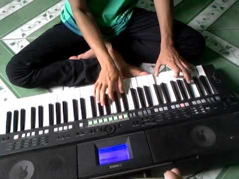 Linkin Park  Numb no teclado bem simples