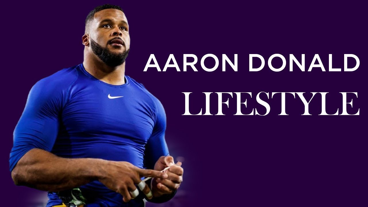 Aaron Donald Lifestyle Age Wife Family Girlfriend Tackles Net Worth Bio House Nfl 2020 Youtube