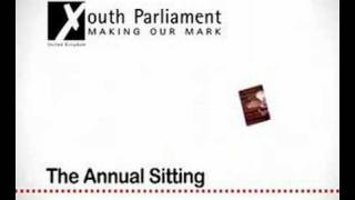 what is the uk youth parliament
