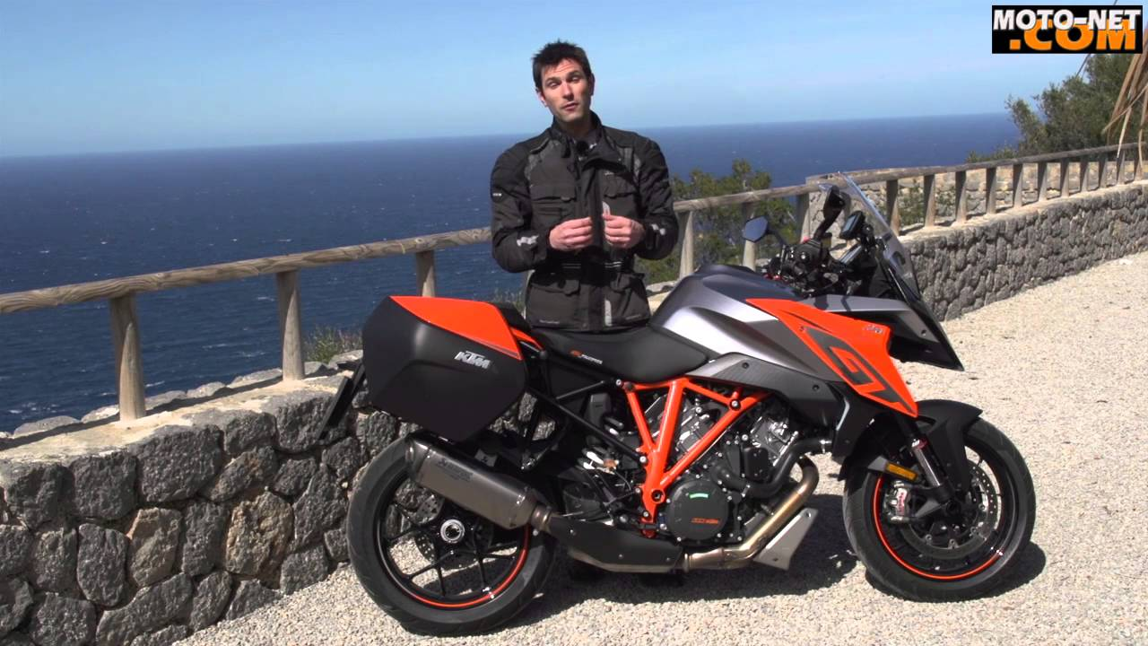 essai ktm 1290 super duke gt pr te tracer youtube. Black Bedroom Furniture Sets. Home Design Ideas