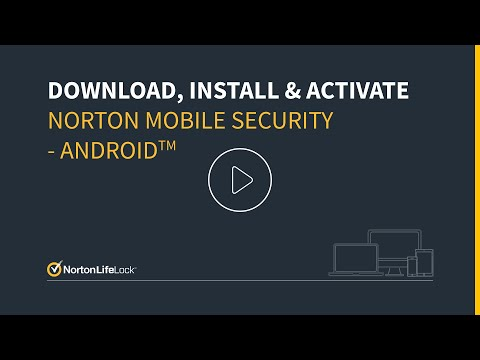 Install Norton Mobile Security On An Android Device