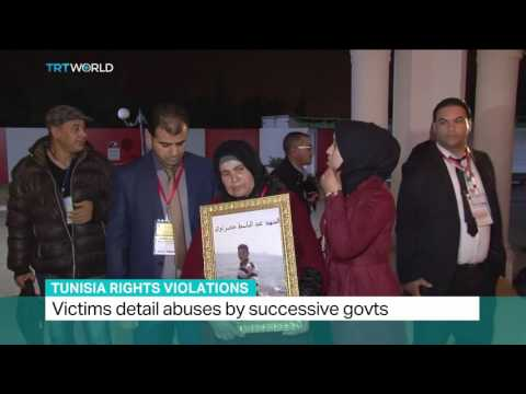 Tunisia Rights Violations: Victims of abuse testify on live television