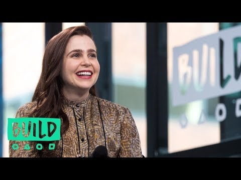 "Mae Whitman Discusses Her Role In ""Rock Dog"""
