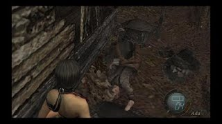 resident evil 4 separate ways part 1