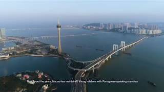 Belt and Road Initiative - Macao