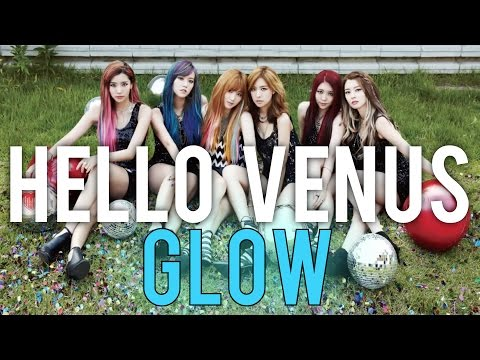HELLO VENUS | GLOW MV Reaction [4LadsReact]