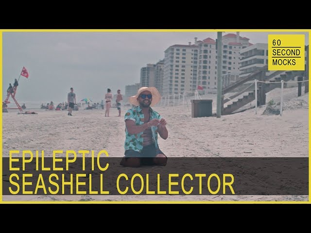 Epileptic Seashell Collector // 60 Second Mocks