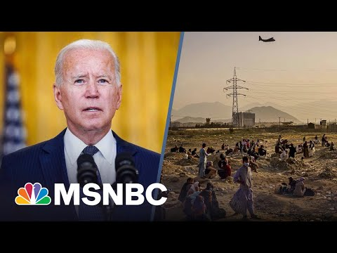 'My Heart Aches For You': Biden To Families Of Service Members Killed In Kabul