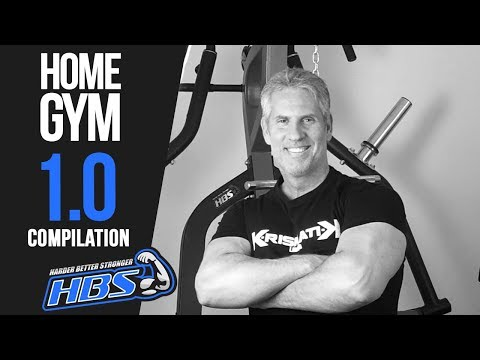 #10 COMPILATION HOME GYM 1.0 HBS TRAINING