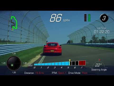 2017 Camaro SS 1LE - 2:11.21 at Watkins Glen International 8/27/2017 - PCA Metro NY