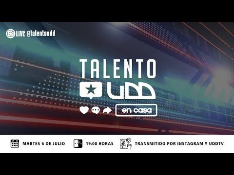 Talento UDD - Semifinal (sesión 3)