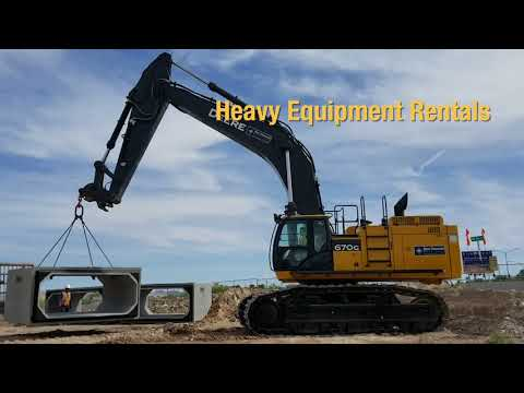 Construction Equipment Rentals In Las Vegas
