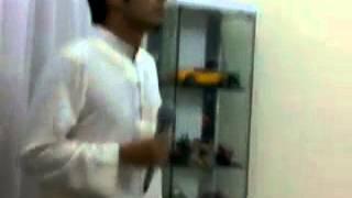 "Rayuan Maut ""Jamal "" - Vokalis  Izwan"