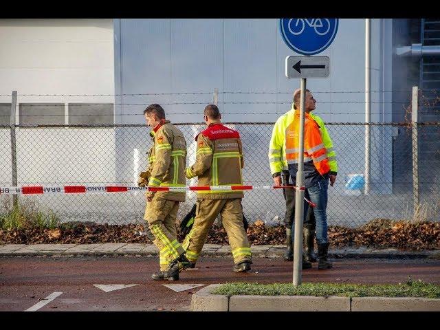 VeluweFM: Stankoverlast door lekkende vergistingstank Harderwijk