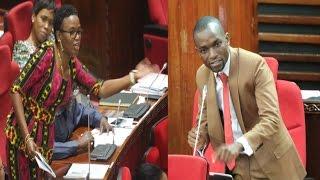 Halima Mdee Vs Goodluck Mlinga Bungeni
