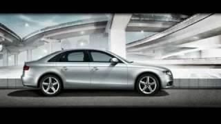 Audi A4 Microsite Background Music