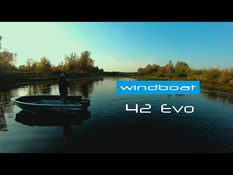 Встречайте Windboat 42 Evo Презентационное видео