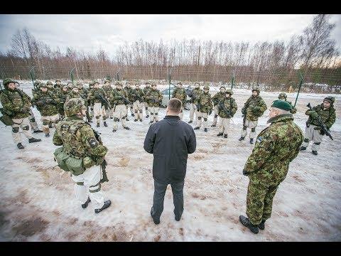 """Peaminister külastamas reservväelaste õppust """"Okas 2017"""""""