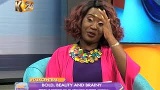 Talk Central: One on one with actress Brenda Wairimu (Part 2)