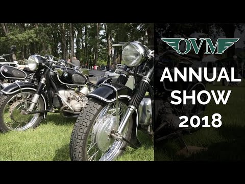 OVM Corvallis Show and Swap Meet - May 20, 2018