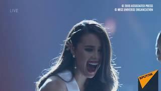 """Филиппинка Катриона Грэй стала победительницей конкурса красоты """"Мисс Вселенная"""""""