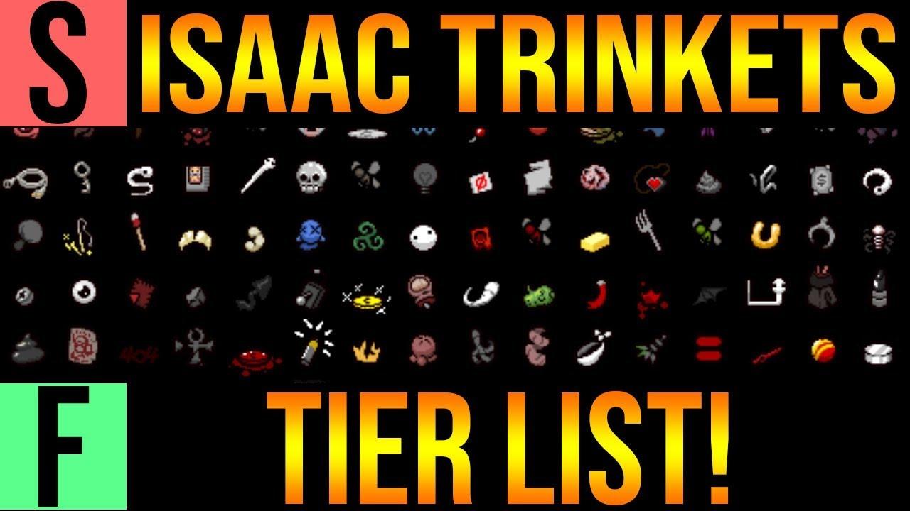 darkest dungeon best trinkets 2020 Ranking The Best Trinkets In Isaac!   YouTube