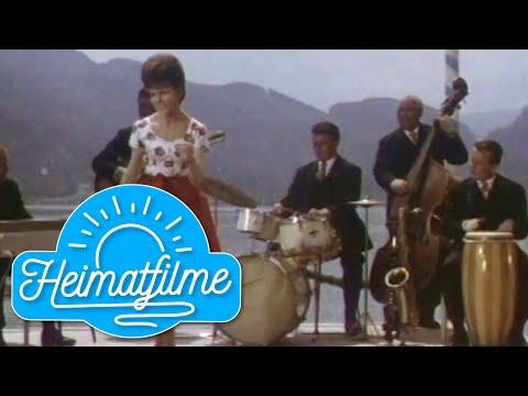 Manuela - Schuld war nur der Bossa Nova - Im singenden Rössl am Königssee 1963 HD
