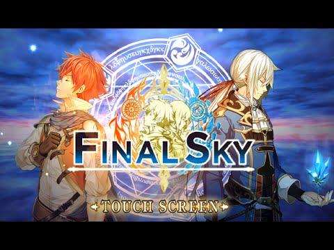 Final Sky Android iOS Gameplay (Cross Summoner English)
