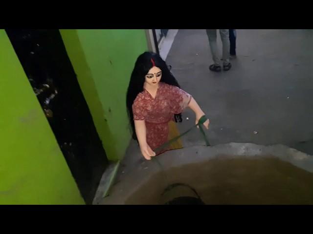 """जय शारदा माँ 🙏😊बचपन की वो गलिया जहाँ"""" आज भी सरस्वती पूजा में जरूर जाता हु ✍✍🙏😊"""