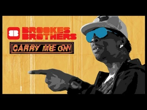 BROOKES BROTHERS - CARRY ME ON (FEAT. CHROM3) [OFFICIAL VIDEO]