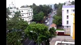 Nilam cyclone in 7th Ave Ashok nagar Chennai