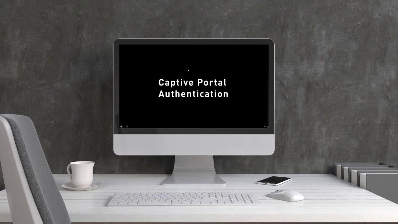D-Link DWC-1000/2000 Captive Portal Authentication
