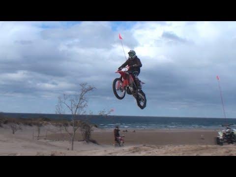 Sand Dune Jumps!