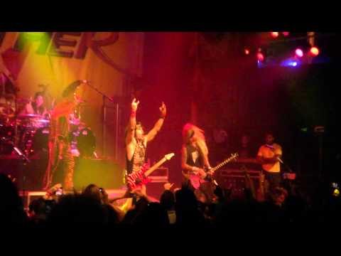 Steel Panther - Supersonic Sex Machine - Live at Hollywood House of Blues 2012