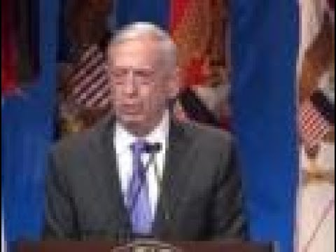Defense Secretary Participates in Hall of Heroes Induction