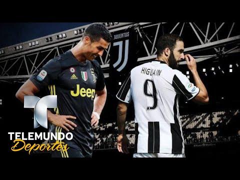 Deshonroso dato de Cristiano Ronaldo ¡Hasta Higuáin lo supera! | Italia Serie A | Telemundo Deportes