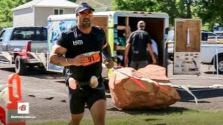 Impromptu Olympic Triathlon | Week 13 | Kris Gethin
