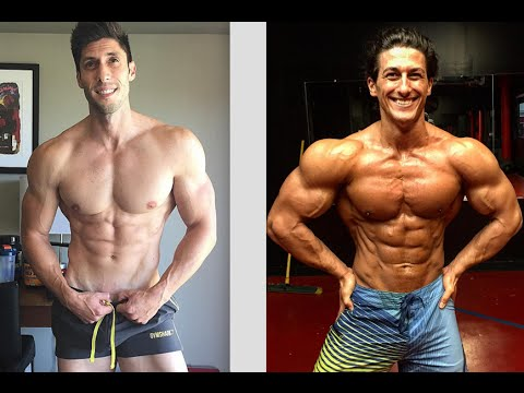 New Body Building Division - Classic Physique vs Men's