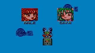 Puyo Puyo Tsuu (Sega Master System) Playthrough Stage 28 to 30