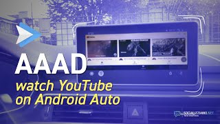 How to install ĄAAD (Android Auto Apps Downloader), watch YouTube on Android Auto for free | NO ROOT