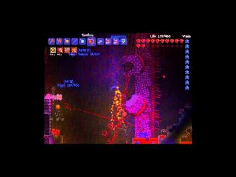 Terraria music - Wall Of Flesh