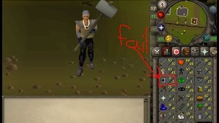 the adventures of a new pker gmaul pking ep 1