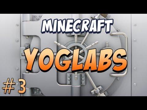 Minecraft Mods - Spacejump Program - YogLabs Part 3