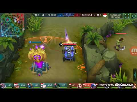 Mobile Legend Funny Moments #Break The Wall