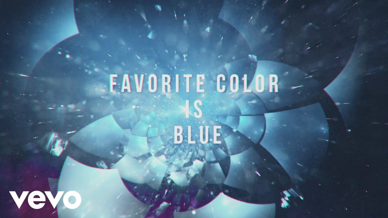 robert delong favorite color is blue lyric video ft k flay youtube. Black Bedroom Furniture Sets. Home Design Ideas