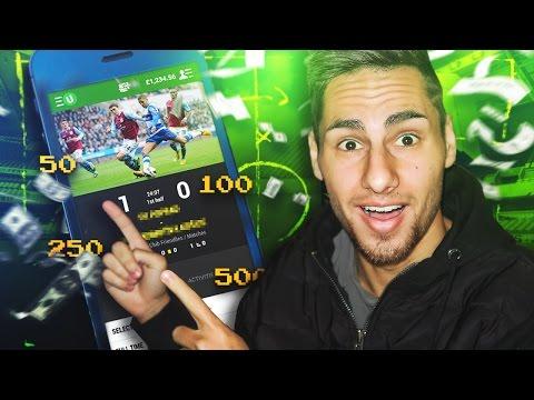 COMMENT AVOIR DES CREDITS FIFA 17 GRATUITEMENT EN PARIANT SUR LE FOOTBALL !!!
