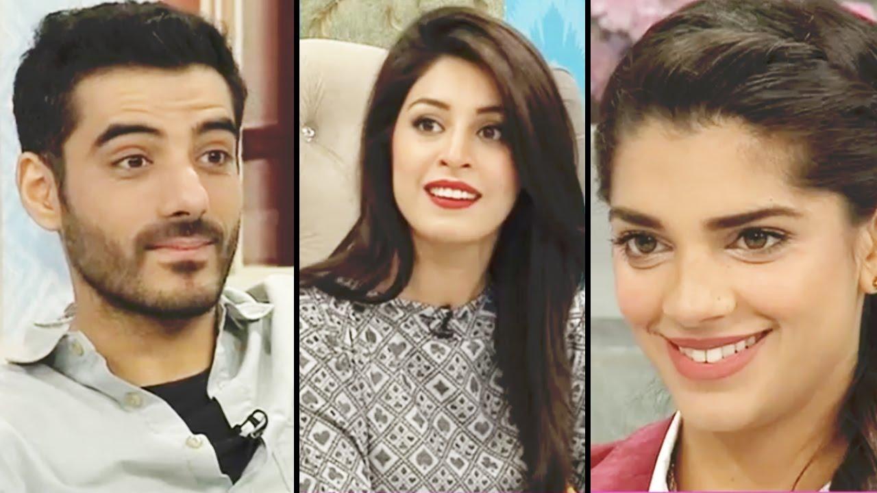Mehkti Morning | Sanam Saaed & Adeel Hussain | 16 November 2016 | ATV
