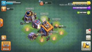 Hack de la nueva actualización de clash of clans