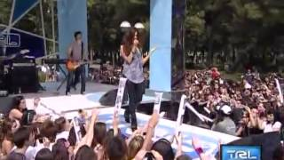 Ashley Tisdale - Live at TRL Italy (MTV) - It